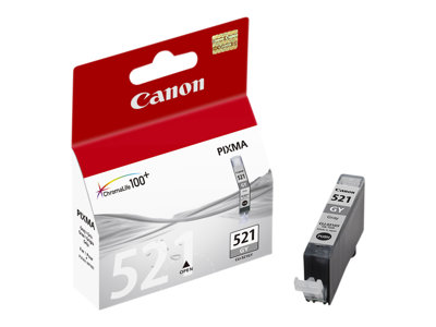 Canon CLI-521GY harmaa mustekasetti