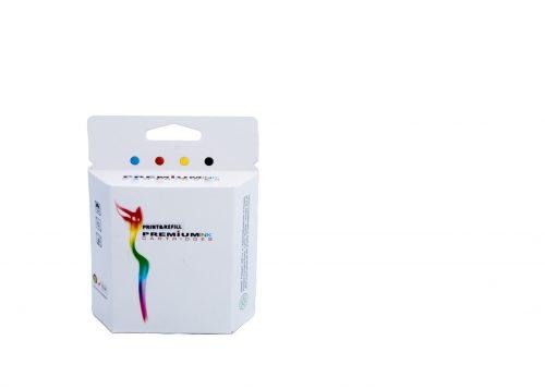 Premium Brother LC980 / LC985 / LC1100 BK musta yhteensopiva mustekasetti