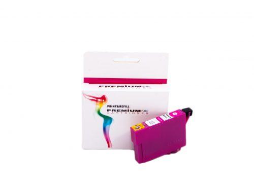 Premium T0713 magenta yhteensopiva mustekasetti