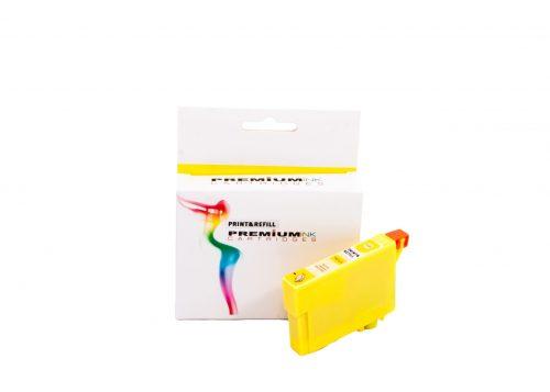 Premium T0714 keltainen yhteensopiva mustekasetti
