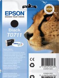 Epson T0711 musta mustekasetti