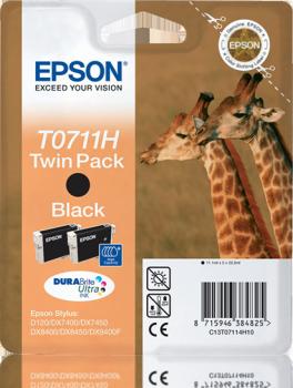 Epson T0711H mustekasetti