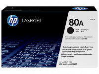 HP CF280A / 80A laserkasetti musta
