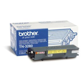 Brother TN-3280 laserkasetti musta