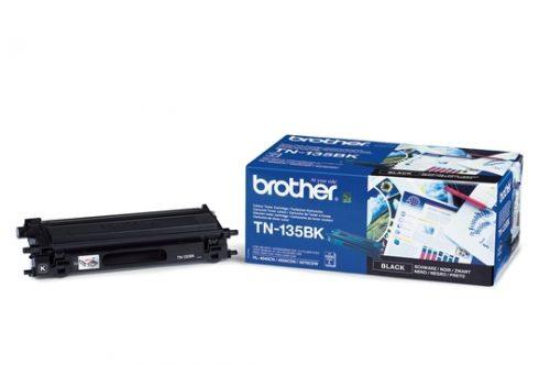 Brother TN-135BK laserkasetti musta