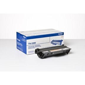 Brother TN-3380 laserkasetti musta