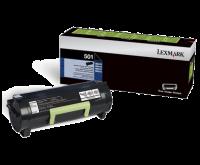Lexmark 502X suurikapasiteettinen palautusohjelma -väriainekasetti