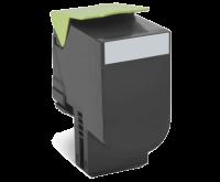 Lexmark 802HK musta riittoisa palautusohjelma-värikasetti