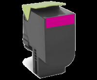 Lexmark 802HM magenta riittoisa palautusohjelma-värikasetti