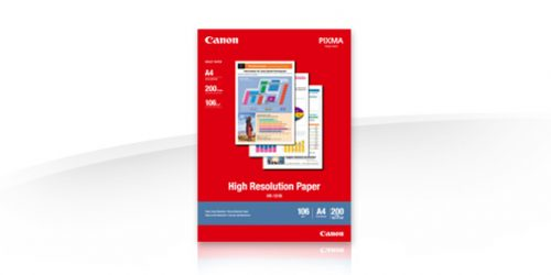 Canon High Resolution Paper HR-101N A4 (50)