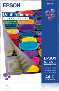 Epson Double-sided Matte paper A4 178g (50)
