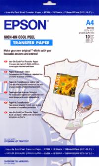 Epson Iron-on Transfer Paper siirtokuvapaperi A4 (10)