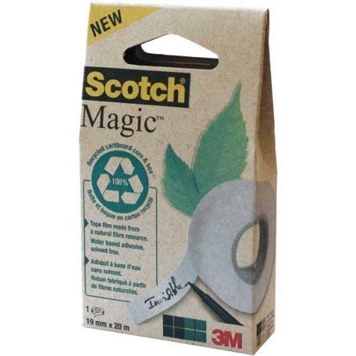 Teippi Scotch Magic asiakirjateippi ECO