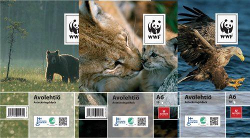 Avolehtiö A5 WWF
