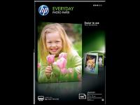 HP kiiltävä Everyday-valokuvapaperi 10 x 15 (100)