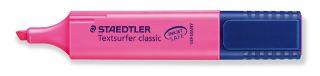 Korostuskynä Staedtler pinkki 1-5 mm