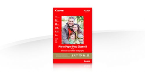 Canon Photo Paper Plus Glossy II PP-201 A4 275 g (20)