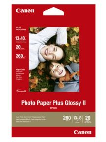 Canon Photo Paper Plus Glossy II PP-201 13 x 18 275 g (20)