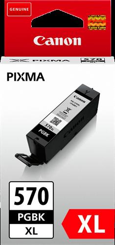 Canon PGI-570PGBK XL musta mustekasetti