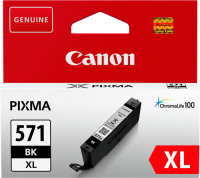 Canon CLI-571BK XL musta mustekasetti