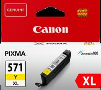 Canon CLI-571Y XL keltainen mustekasetti