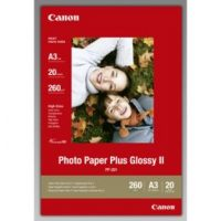 Canon Photo Paper Plus Glossy II PP-201 A3 275 g (20)