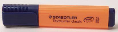 Korostuskynä Staedtler oranssi 1-5 mm