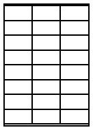 Label Media monitoimitarra A4 24-os. 70 x 36 mm (100)