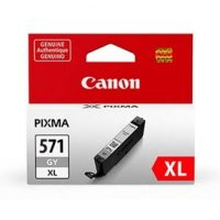 Canon CLI-571GY XL harmaa mustekasetti