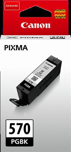 Canon PGI-570PGBK musta mustekasetti