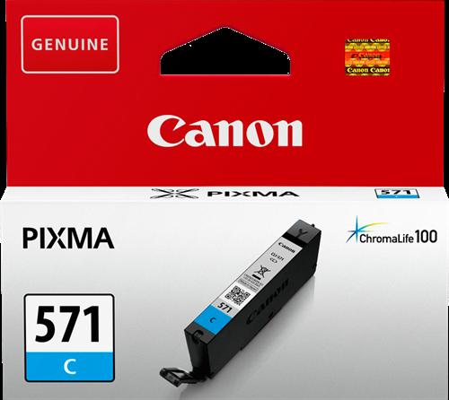 Canon CLI-571C syaani mustekasetti