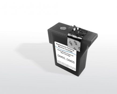 Postimaksukoneen mustepatruuna DM50/DM55