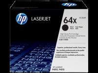 HP CC364X /  64X musta laserkasetti