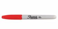Huopakynä Sharpie punainen 1mm