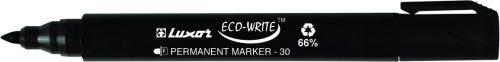 Merkintätussi 1-3 mm musta Luxor Eco-write
