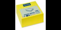 Viestilappu Lyreco 76 x 76 mm keltainen 400kpl