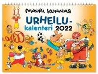 Seinäkalenteri 2022 Mauri Kunnas