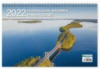 Seinäkalenteri 2022 Suomalaisia maisemia