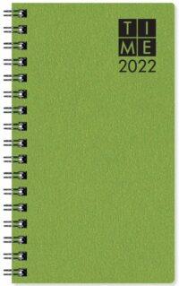 Taskukalenteri 2022 EKO vihreä