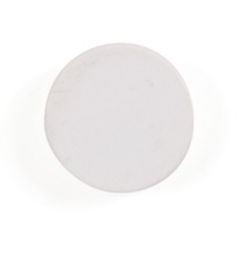 Magneetti pyöreä valkoinen 21 mm Durable