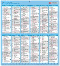 Pieni vuosikalenteri 2022 20 x 22 cm