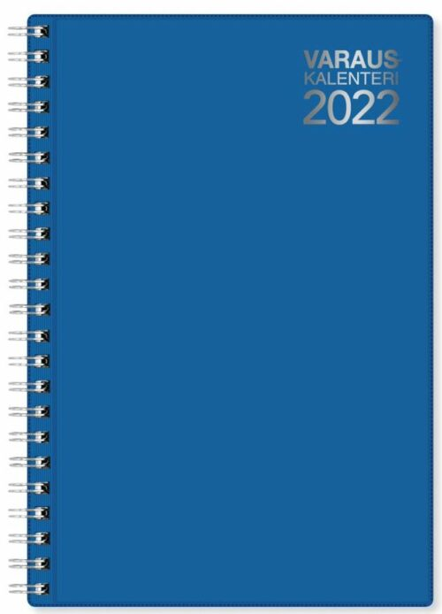 Varauskalenteri 2022