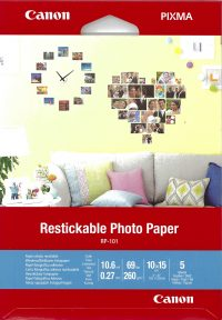 Canon Resctickable Photo Paper 10 x 15