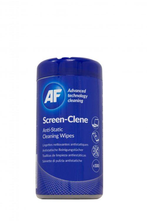 AF näytön puhdistusliinat kaikenlaisten näyttöjen puhdistukseen.
