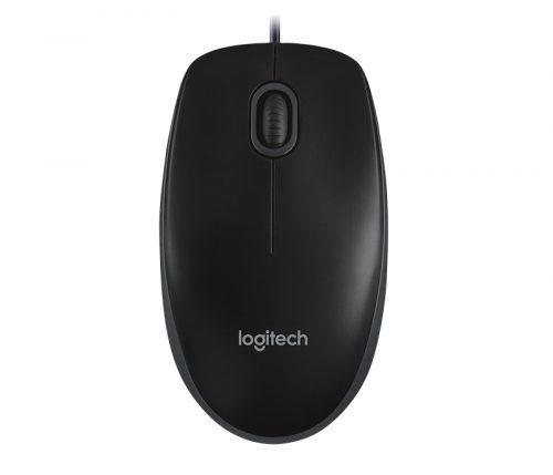 Hiiri Logitech B100 musta
