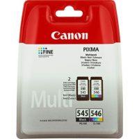 Canon kaksoipakkaus PG-545 ja CL-546