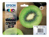 Epson 202 5-väripaketti mustekasetteja
