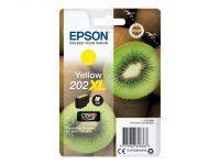Epson 202 XL keltainen mustekasetti