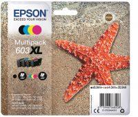 Epson 603 XL 4-väripaketti mustekasetteja