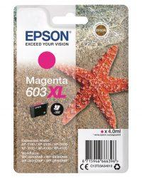 Epson 603 XL magenta mustekasetti